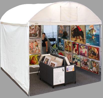 TrimLine Canopy Tanya_Doskova & Flourish Canopies and Display Walls