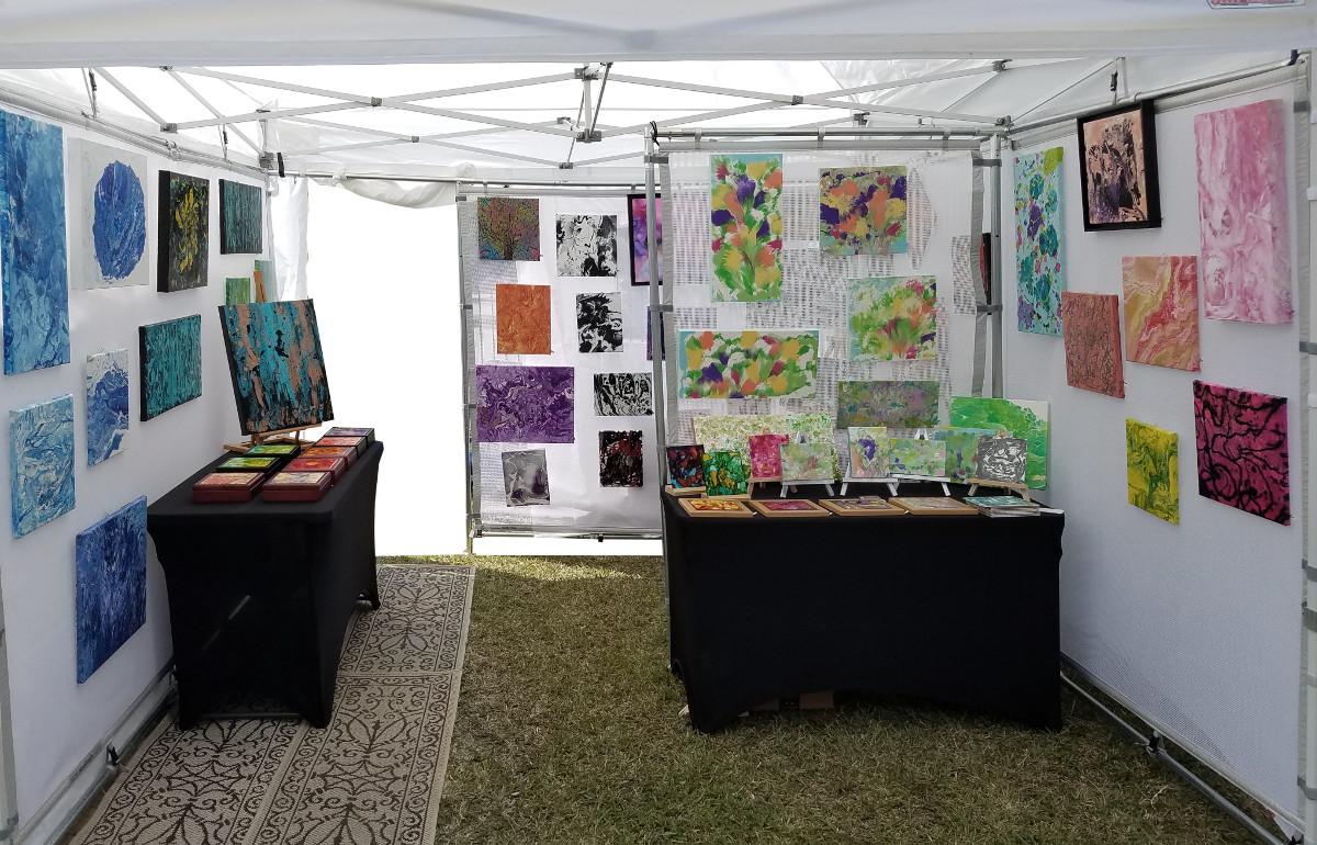 Flourish Canopies And Display Walls